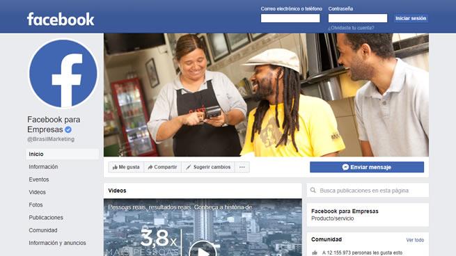 C mo crear una p gina en facebook para tu empresa gu a - Como hacer una claraboya ...