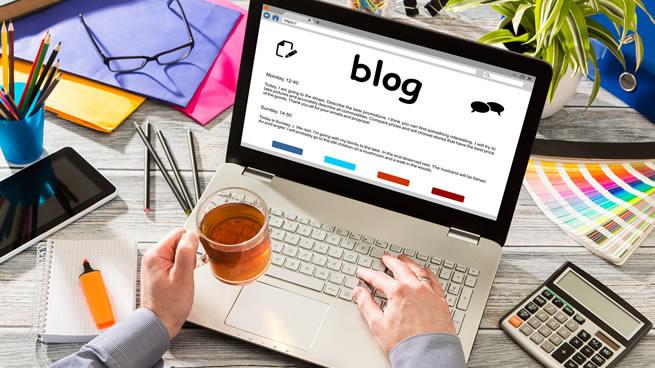 blog que genera ingresos por publicidad