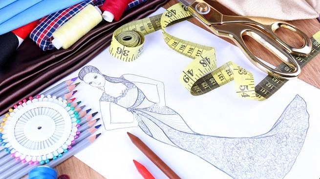 diseñar las prendas de vestir