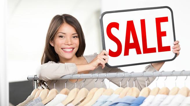 promocionar las prendas de vestir