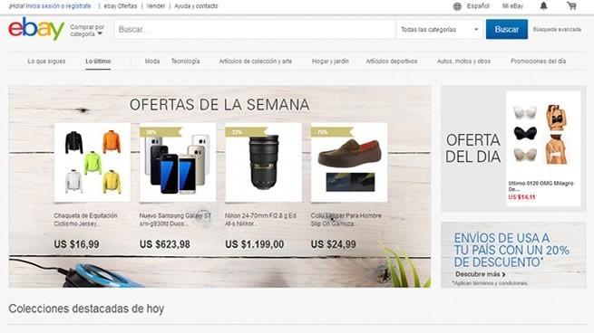 vender productos en sitios de subastas en Internet