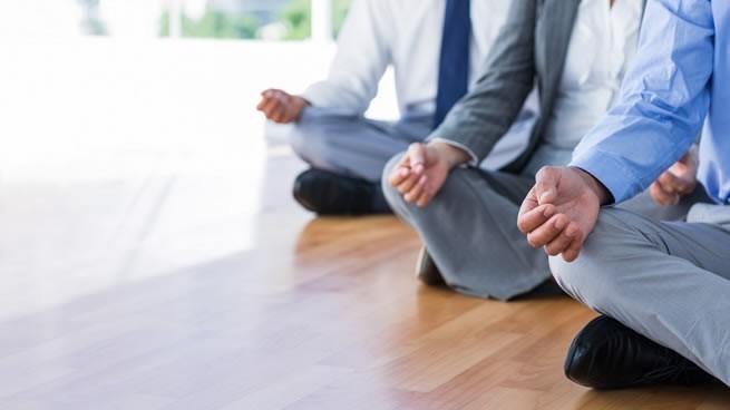 practicar la meditación