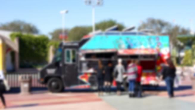 camión de comida