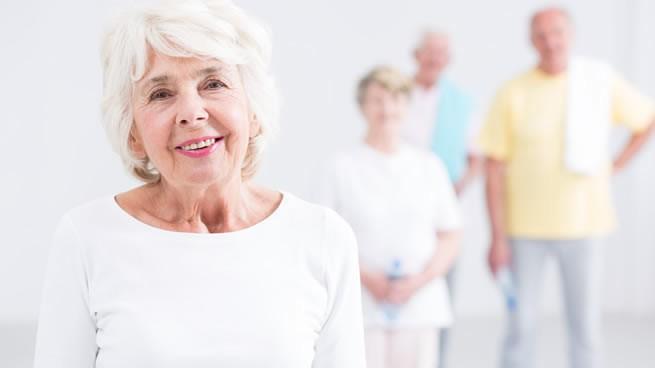 centro recreativo para adultos mayores