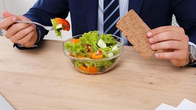 tener buenos hábitos alimenticios