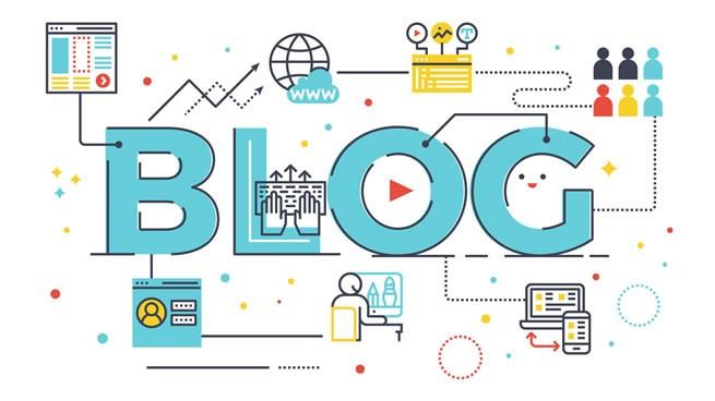 crear un blog o sitio web