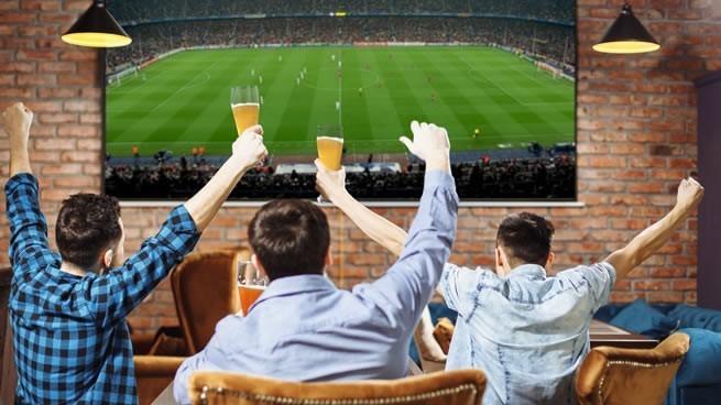 bar temático de fútbol